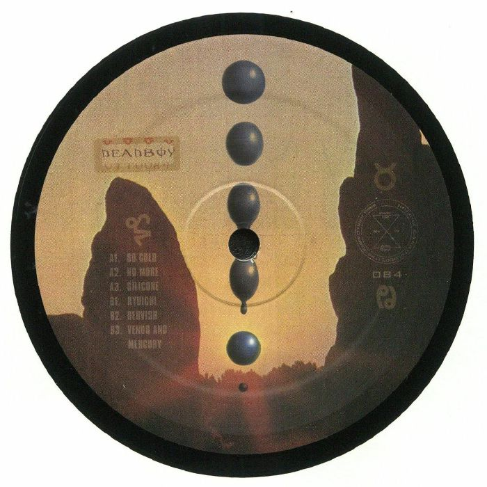 DEADBOY - Psychic Hotline EP