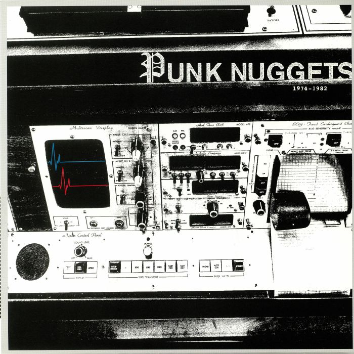 VARIOUS - Not Good For Your Health: Punk Nuggets 1974-1982