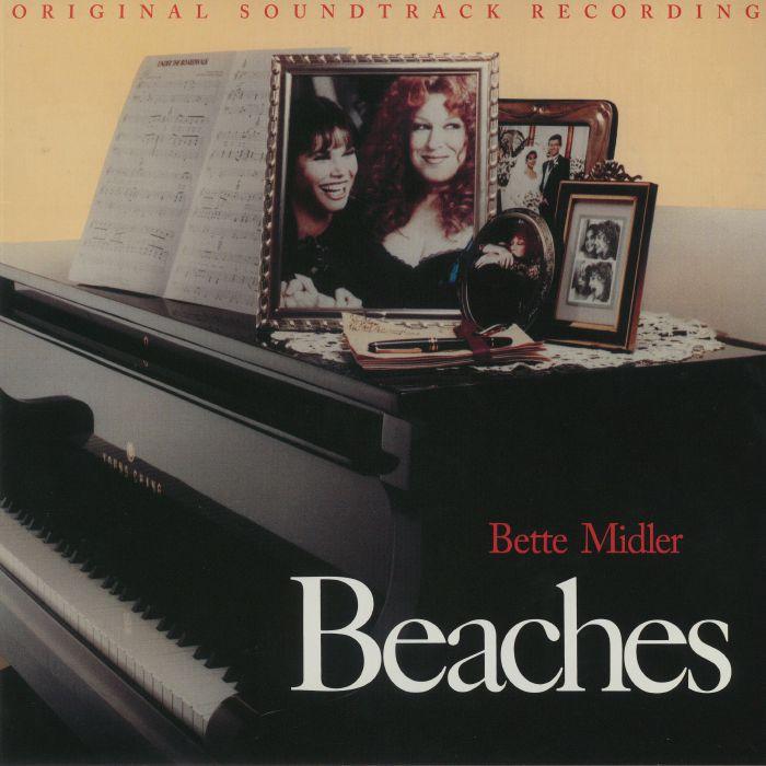 MIDLER, Bette - Beaches (Soundtrack)