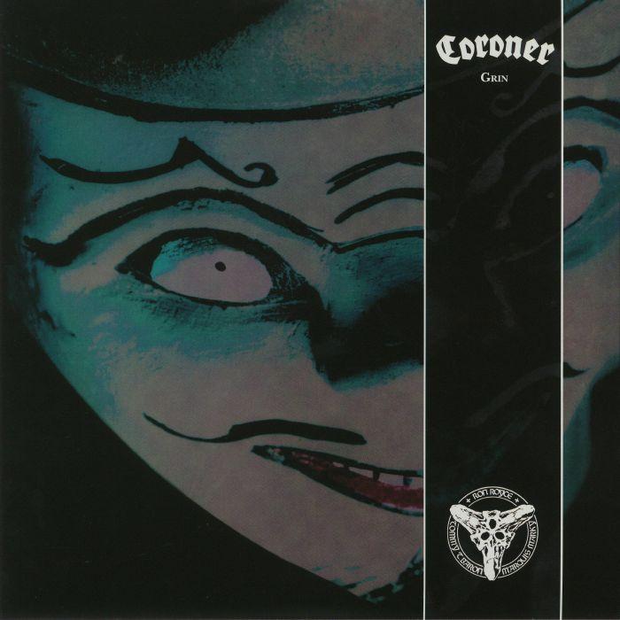 CORONER - Grin (remastered)