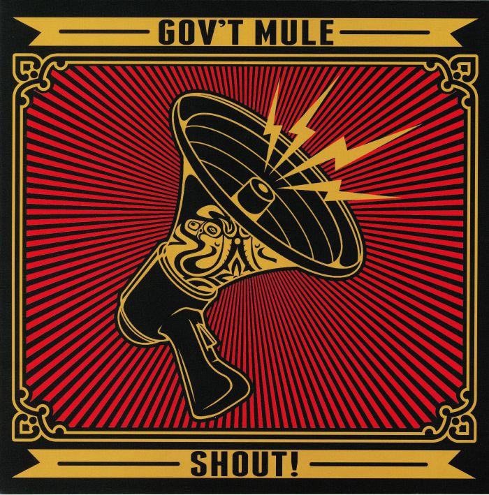 GOV'T MULE - Shout! (reissue)