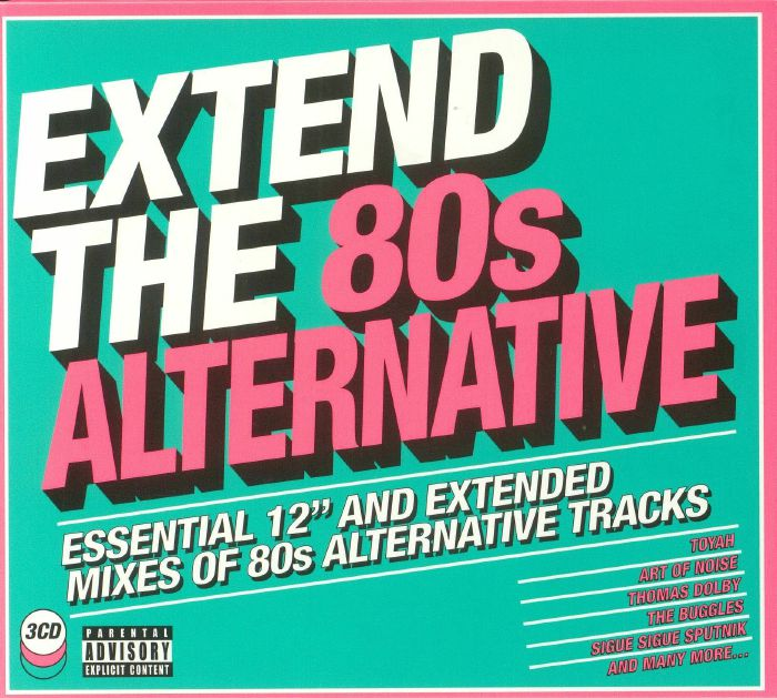 VARIOUS - Extend The 80s: Alternative