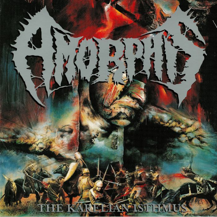 AMORPHIS - The Karelian Isthmus (reissue)