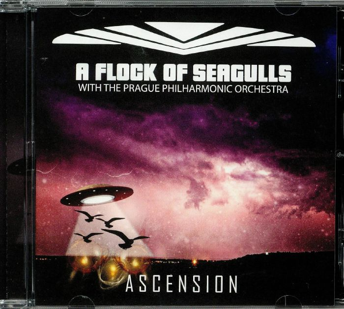 A FLOCK OF SEAGULLS with THE PRAGUE PHILHARMONIC ORCHESTRA - Ascension