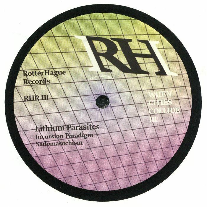 LITHIUM PARASITES/DJ OVERDOSE - When Cities Collide III