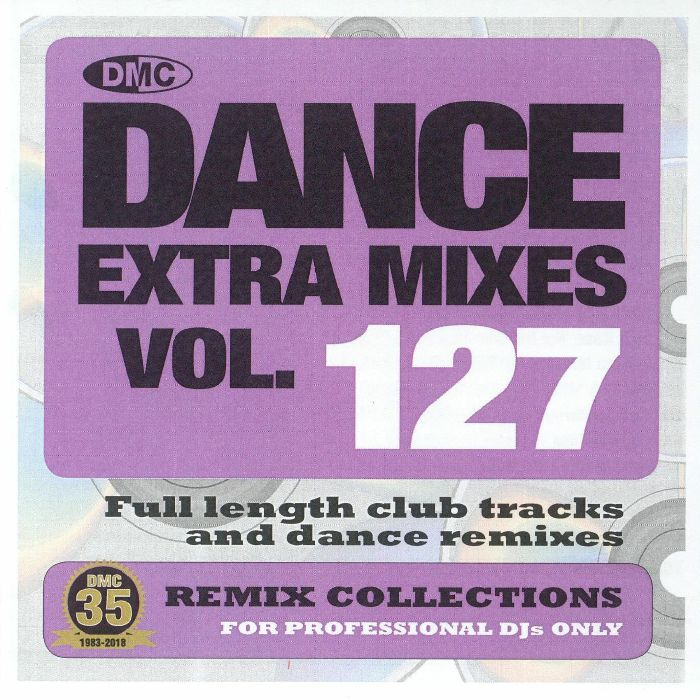 VARIOUS Dance Extra Mixes Vol 127: Remix Collections For
