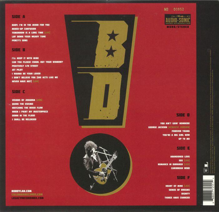 DYLAN, Bob - Side Tracks