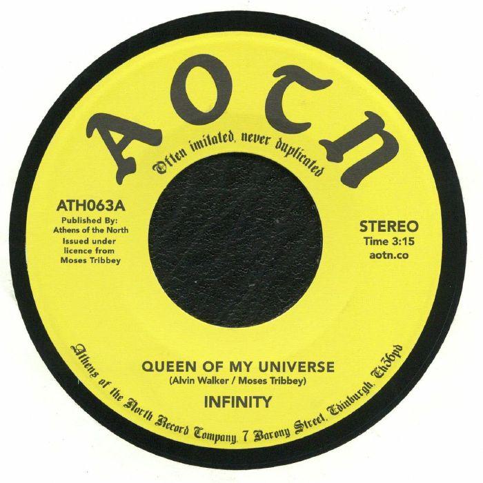 INFINITY - Queen Of My Universe