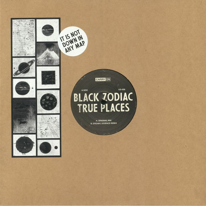 BLACK ZODIAC - True Places