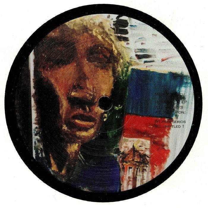 POPESCU, Mihai - Homemade EP