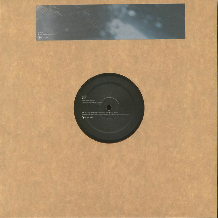 ASC - Artefacts Of Rotation