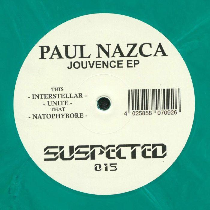 NAZCA, Paul - Jouvence  EP