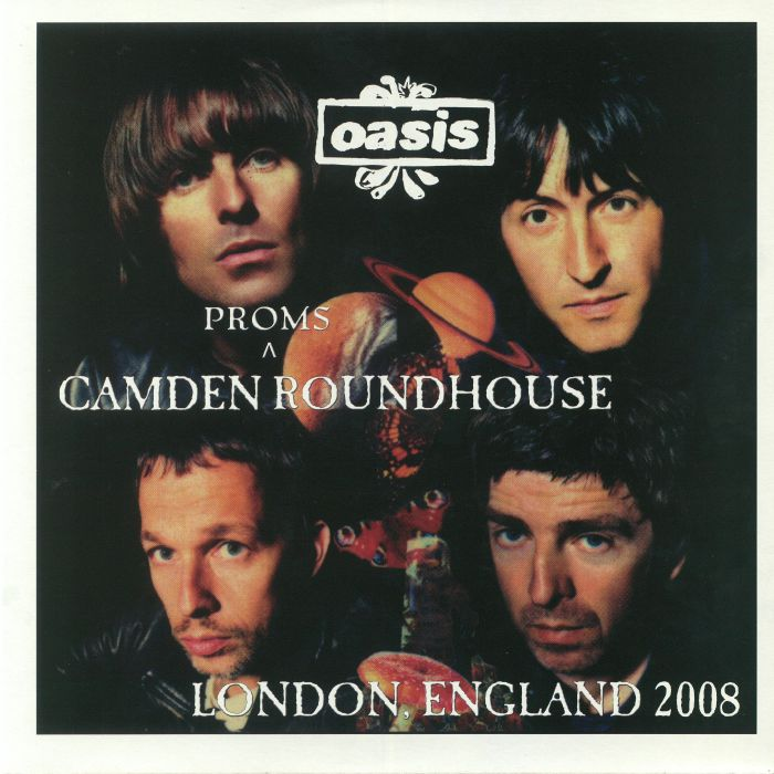 OASIS - Proms: Camden Roundhouse London England 2008