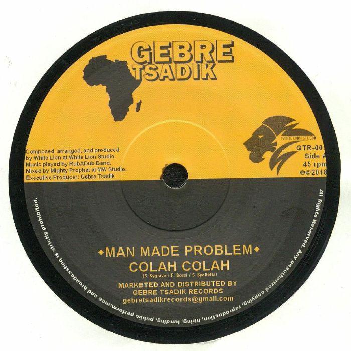 COLAH COLAH - Man Made Problem