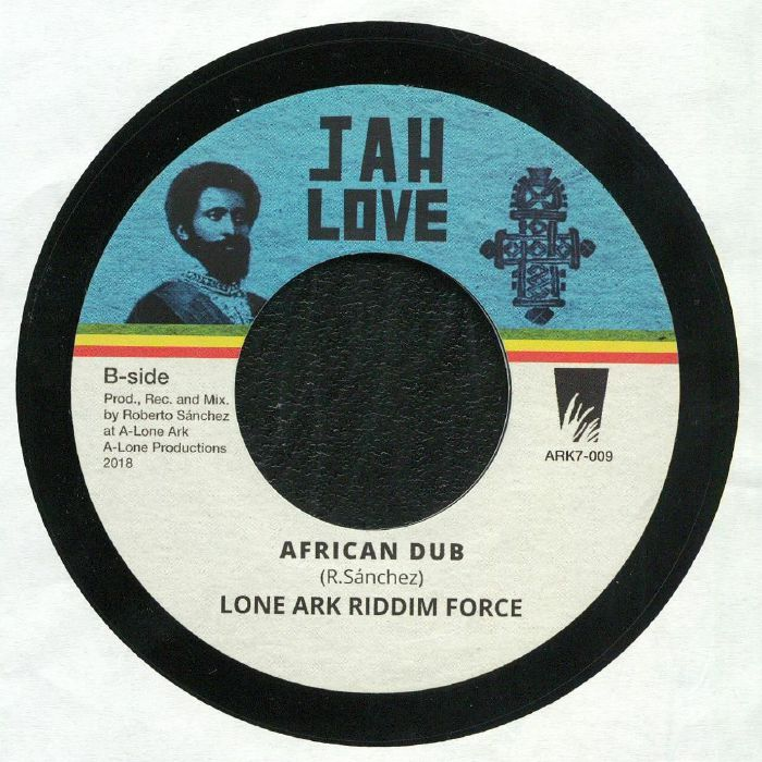 WHITE, Sylvan/LONE ARK RHYTHM FORCE - Come Now Africans