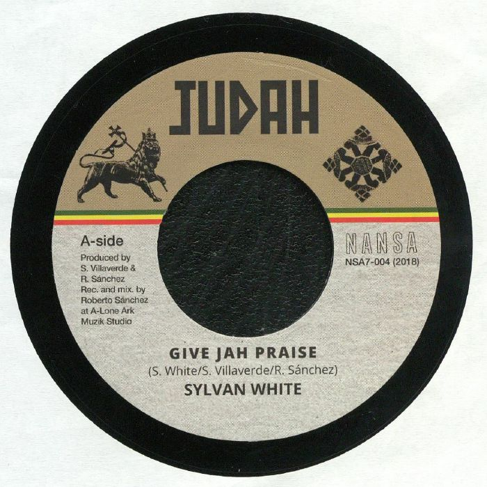 WHITE, Sylvan/SONS OF NANSA - Give Jah Praise