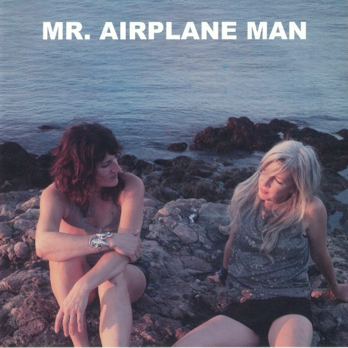 MR AIRPLANE MAN - I'm In Love