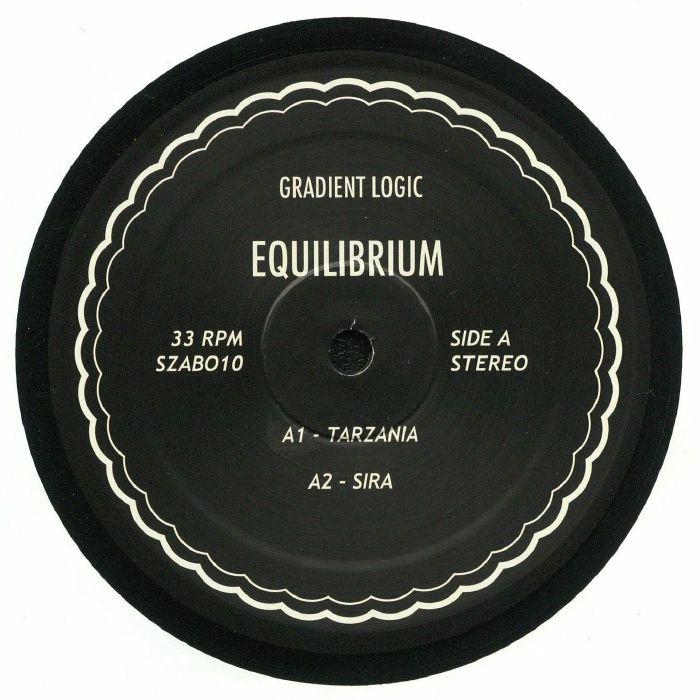 GRADIENT LOGIC/NATIVE RED - Equilibrium