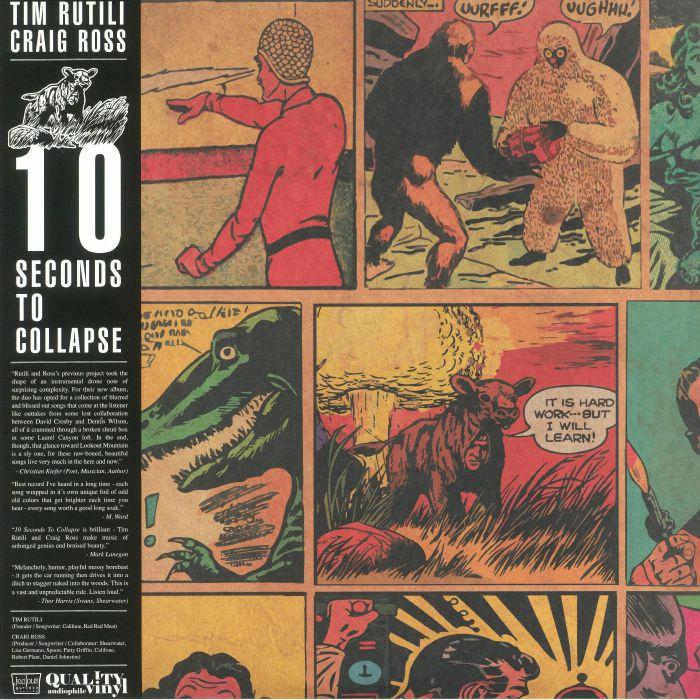 RUTILI, Tim/CRAIG ROSS - 10 Seconds To Collapse