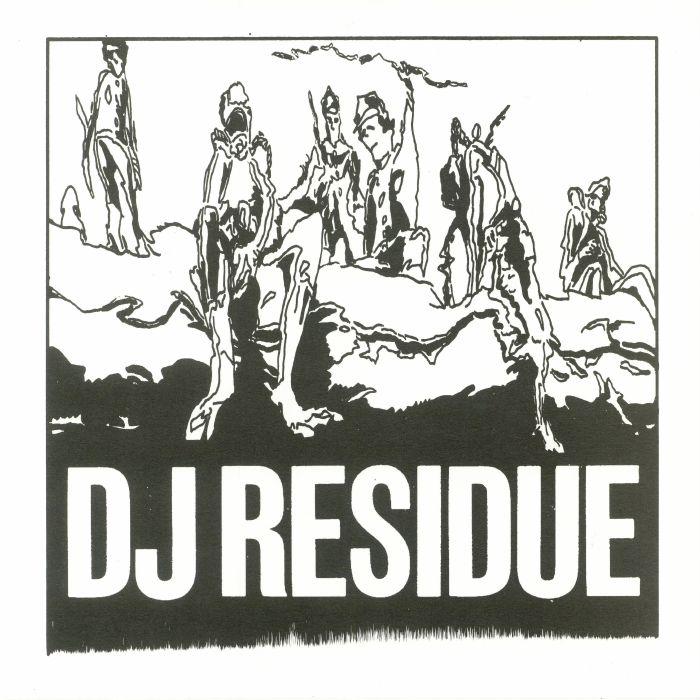 DJ RESIDUE - 211 Circles Of Rushing Water
