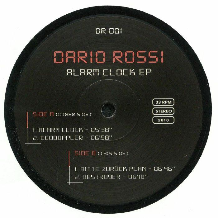 ROSSI, Dario - Alarm Clock EP