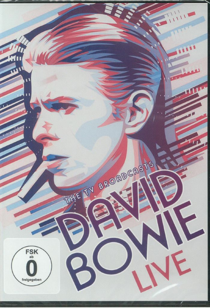 BOWIE, David - Live: The TV Broadcasts