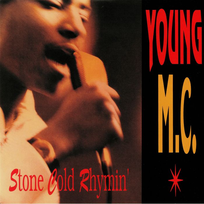 YOUNG MC - Stone Cold Rhymin (reissue)