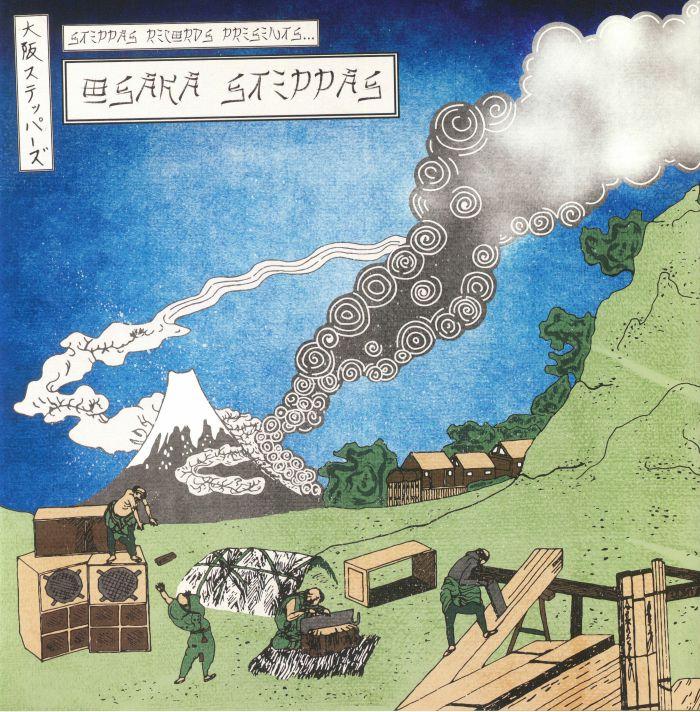 OJAH/HIROSHI/ROOTS MASASHI - Osaka Steppas Vol 3