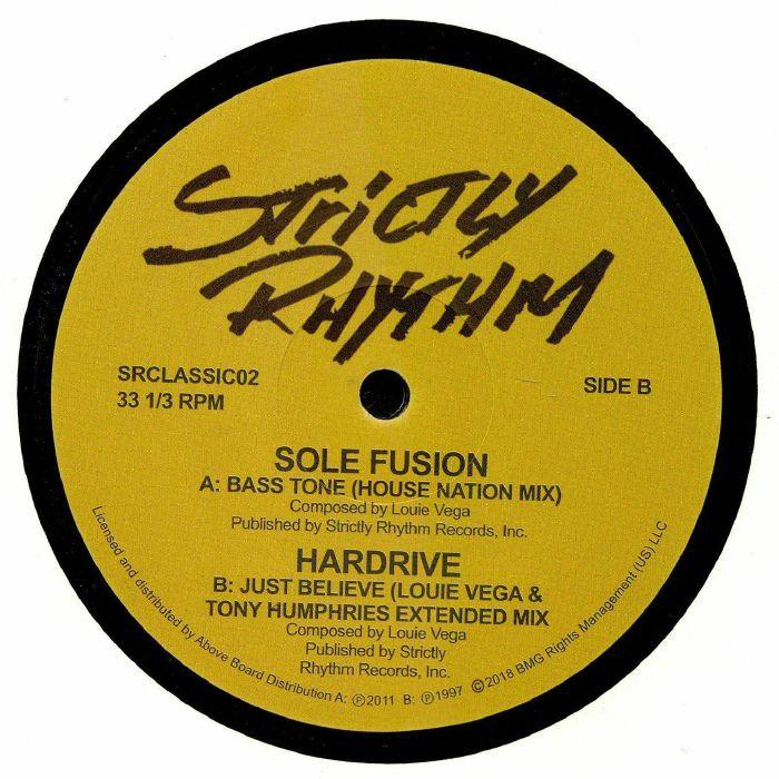 SOLE FUSION/HARDRIVE - Bass Tone