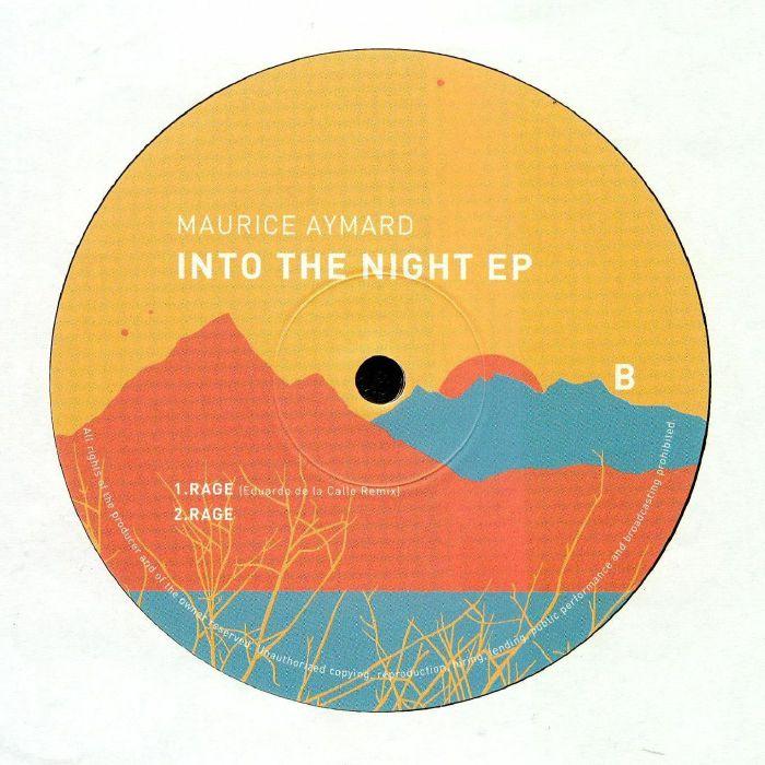 AYMARD, Maurice - Into The Night EP