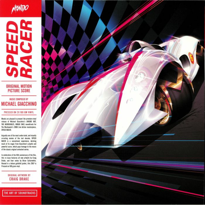 GIACCHINO, Michael - Speed Racer (Soundtrack)