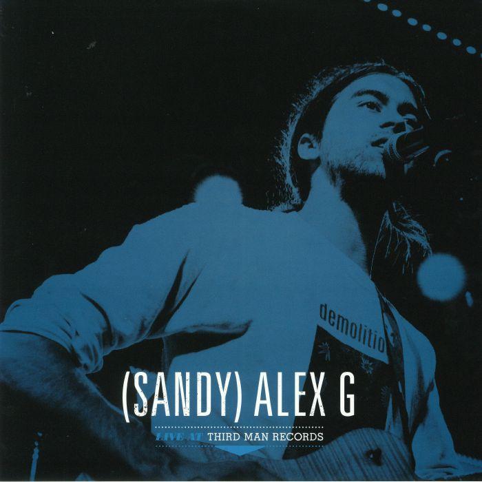 (SANDY) ALEX G - Live At Third Man Records
