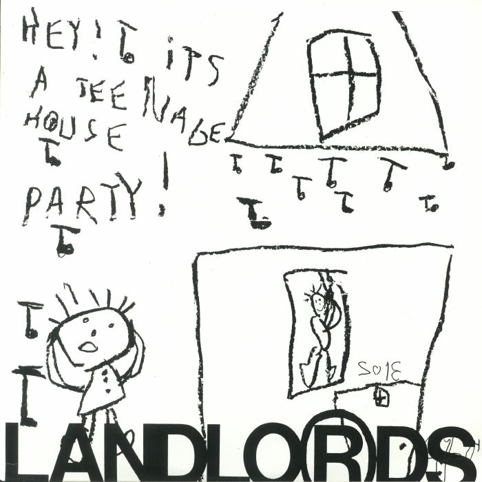 LANDLORDS, The - Hey! It's A Teenage House Party! (reissue)