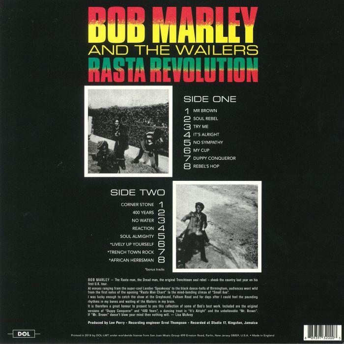 MARLEY, Bob & THE WAILERS - Rasta Revolution
