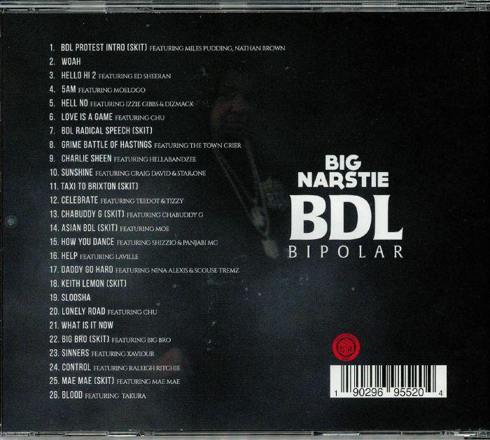 BIG NARSTIE - BDL Bipolar