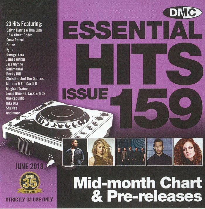 VARIOUS - DMC Essential Hits 159 (Strictly DJ only)