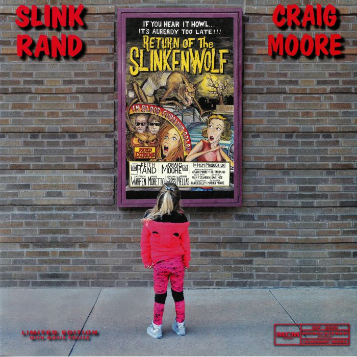 SLINK RAND/CRAIG MOORE - Return Of The Slinkenwolf