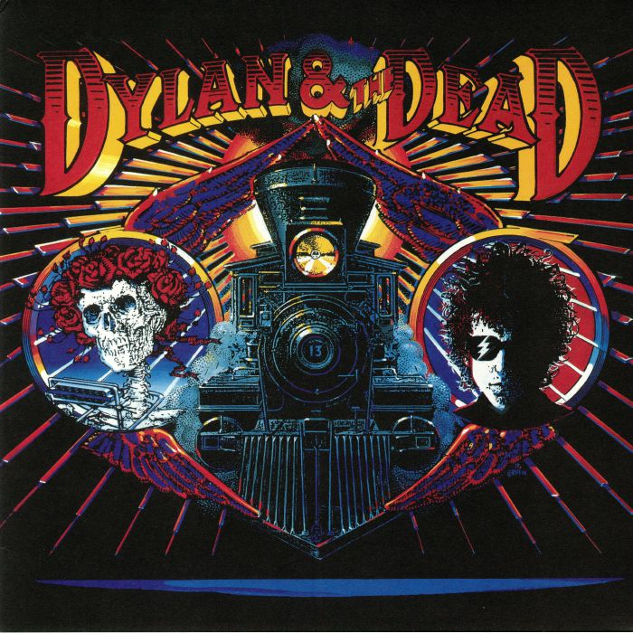 DYLAN, Bob/THE GRATEFUL DEAD - Dylan & The Dead