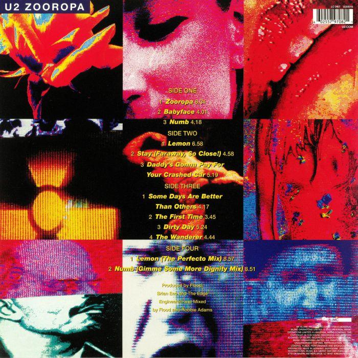 U2 - Zooropa (remastered)