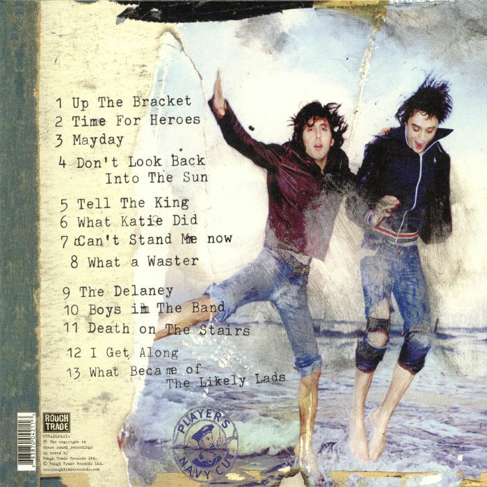 LIBERTINES, The - Time For Heroes: The Best Of The Libertines (reissue)