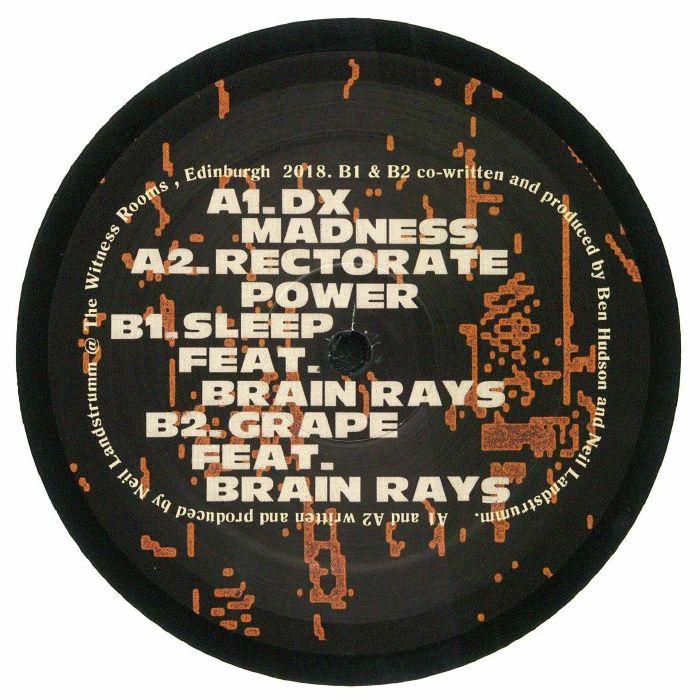 LANDSTRUMM, Neil feat BRAIN RAYS - Go See Thru EP