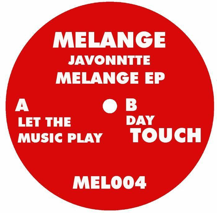 JAVONNTTE - Melange EP