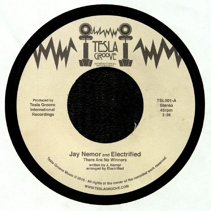 NEMOR, Jay/ELECTRIFIED - There Are No Winners