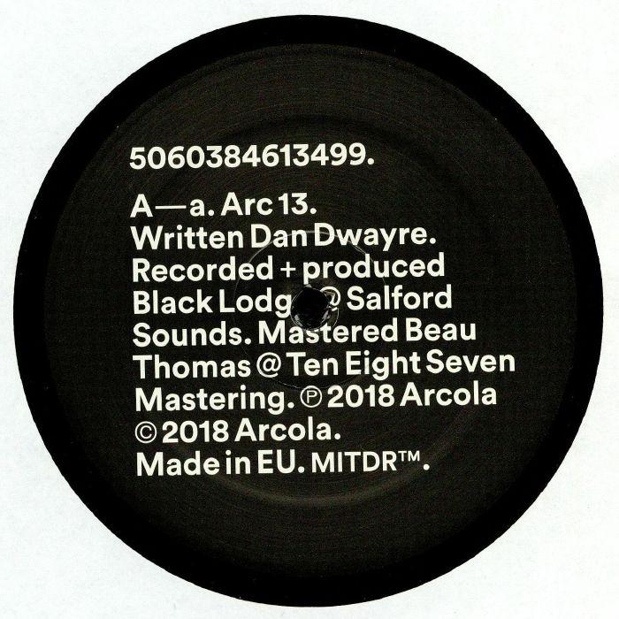BLACK LODGE - MWR157