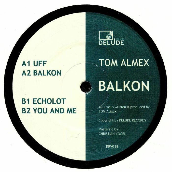 ALMEX, Tom - Balkon