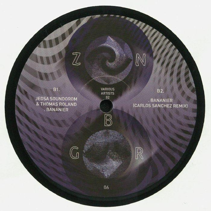 SOUNDOROM, Jedsa/GAUTHIER DM/COR 100/THOMAS ROLAND - 02