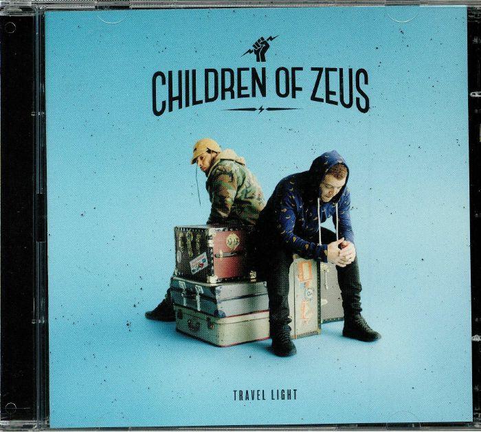 CHILDREN OF ZEUS - Travel Light/The Story So Far EP