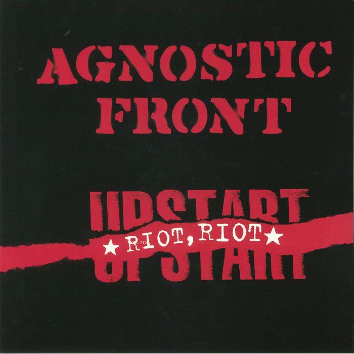 AGNOSTIC FRONT - Riot Riot Upstart (reissue)