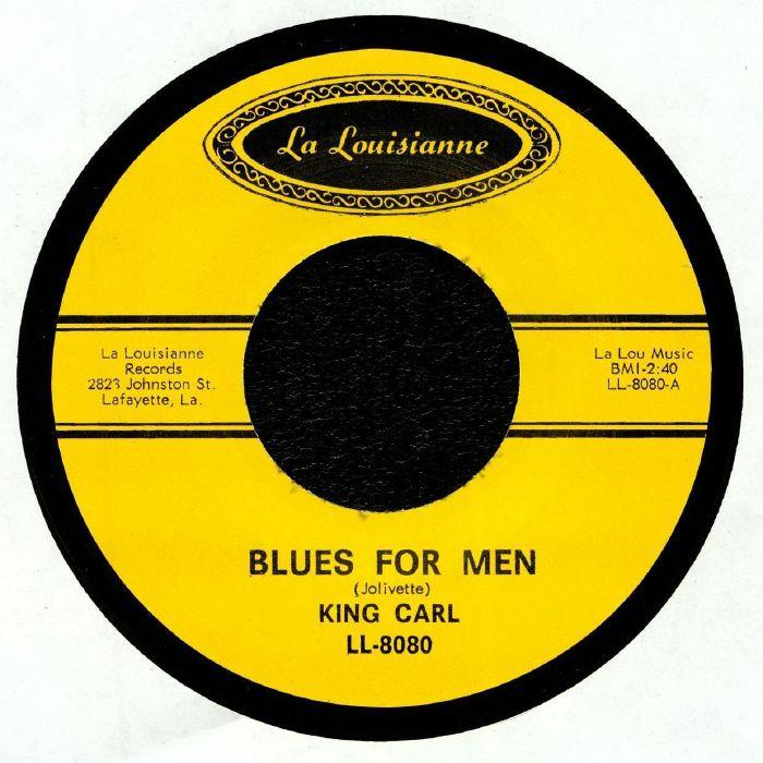 KING CARL - Blues For Men