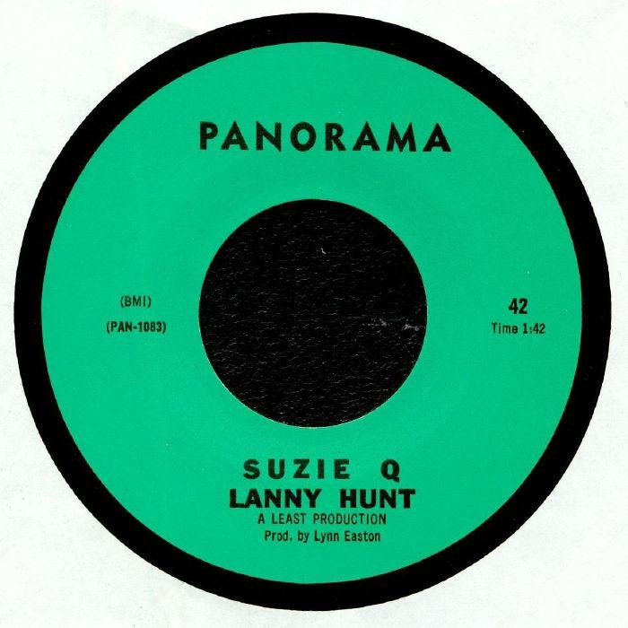 HUNT, Lanny - Suzie Q